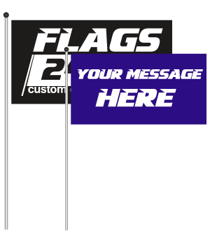 Custom Landscape Flags, Custom Sail Flags, Flags 24-7